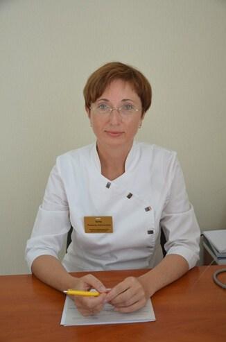 Бутер Людмила Анатольевна